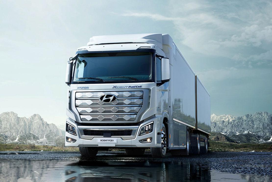 Les camions à hydrogène économiquement compétitifs d'ici 2027 ?