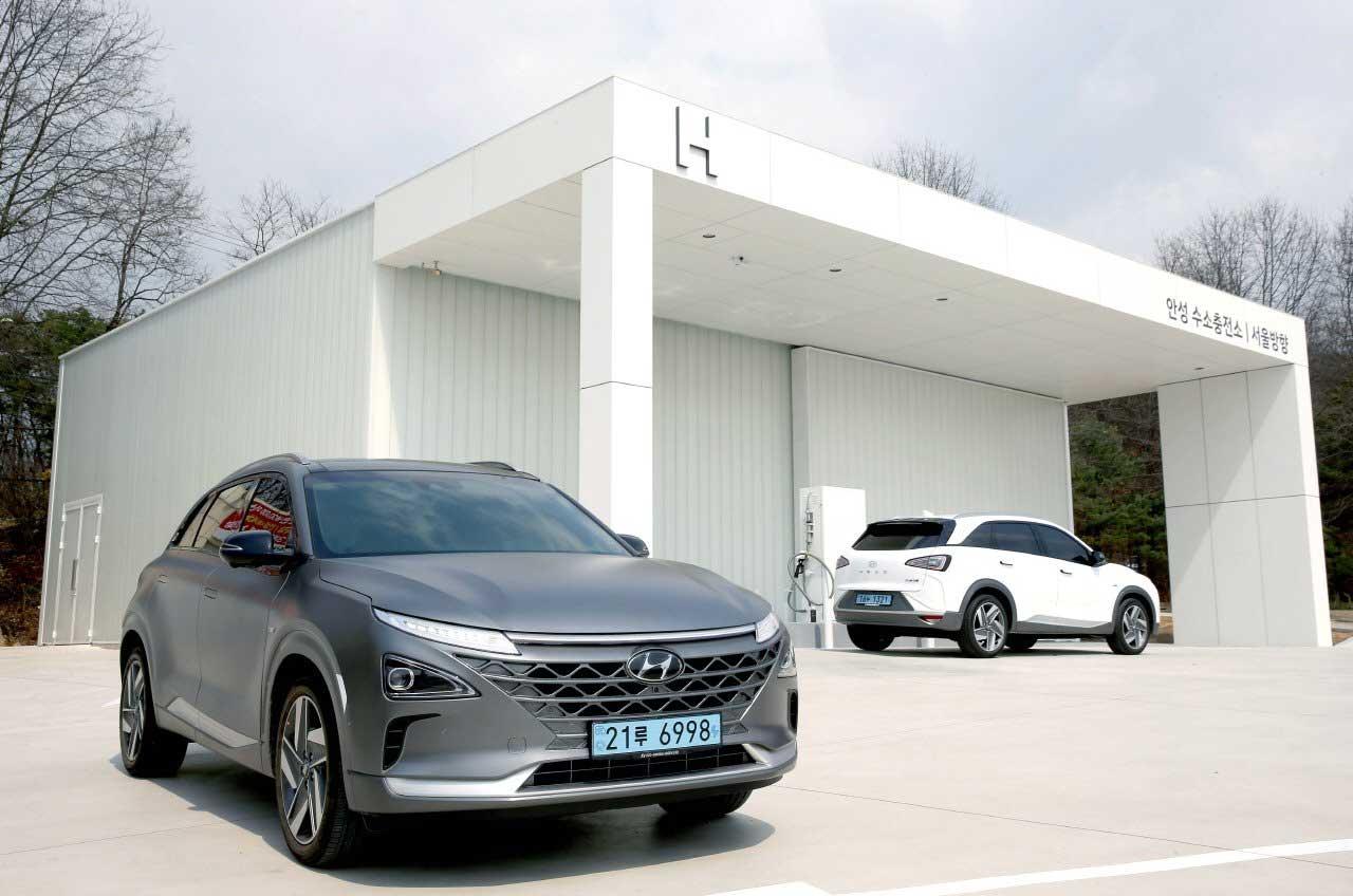 Corée du Sud : Hyundai va déployer des stations à hydrogène le long des autoroutes