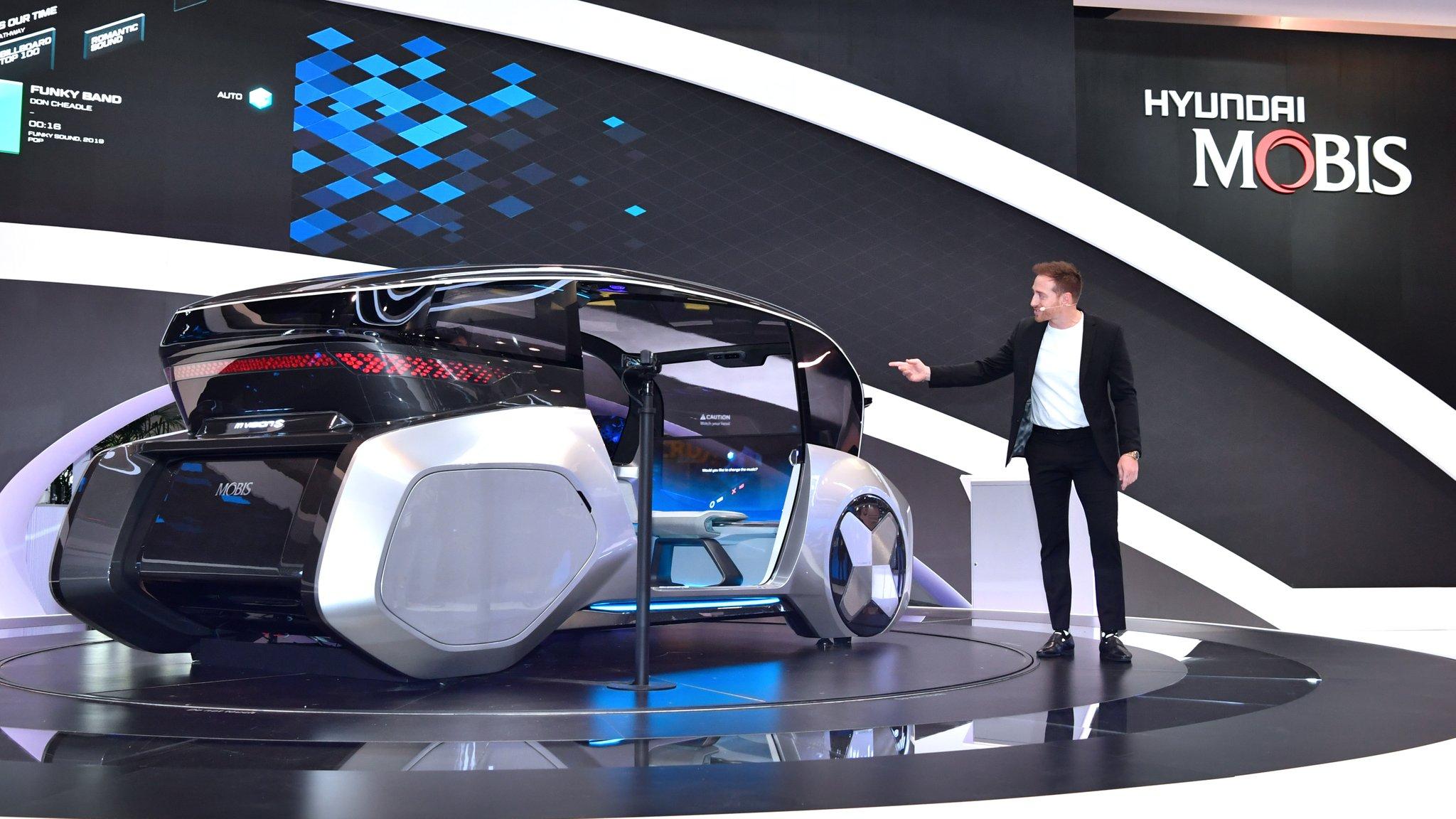 La mobilité hydrogène s'invite au CES 2020