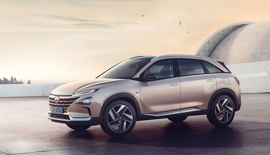 Hyundai veut booster sa production de voitures à hydrogène