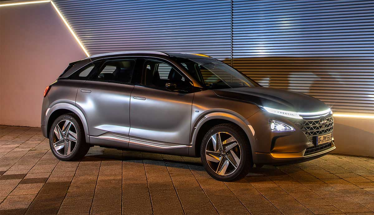 Voiture à hydrogène : Hyundai prévoit de multiplier par 2 sa production de Nexo