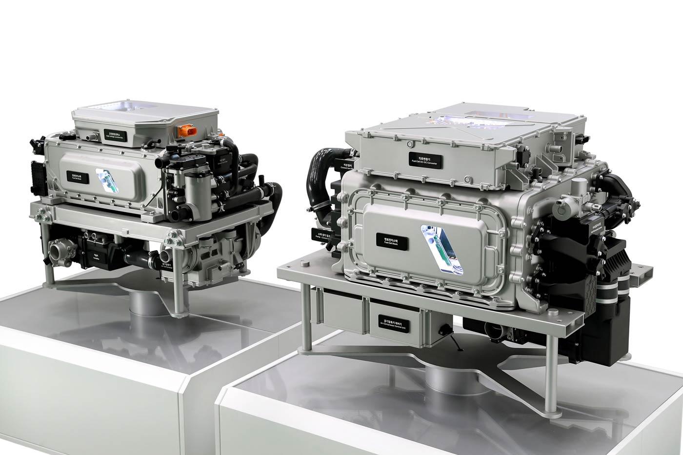 Hydrogène : Hyundai annonce une nouvelle génération de piles à combustible pour 2023