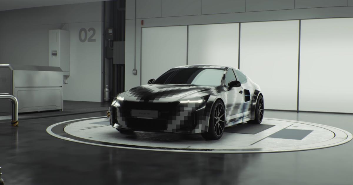 Hyundai Vision FK : la sportive hydrogène en détail