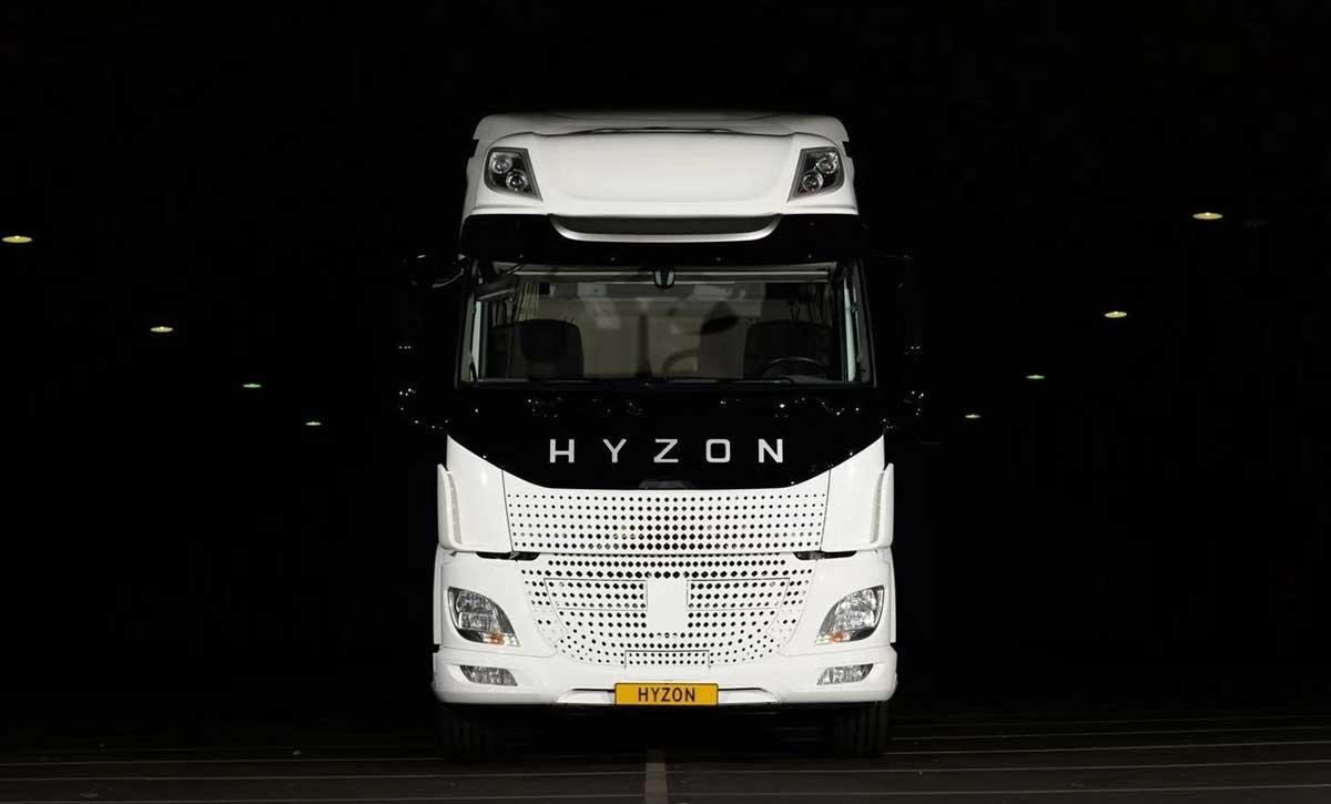 Hyzon lance un service de leasing pour ses bus et camions à hydrogène
