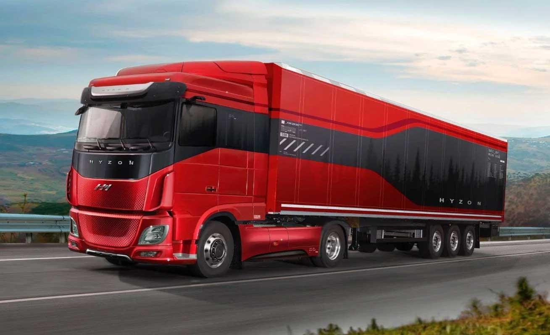 Hyzon et Chart vont lancer un camion à hydrogène à l'autonomie record