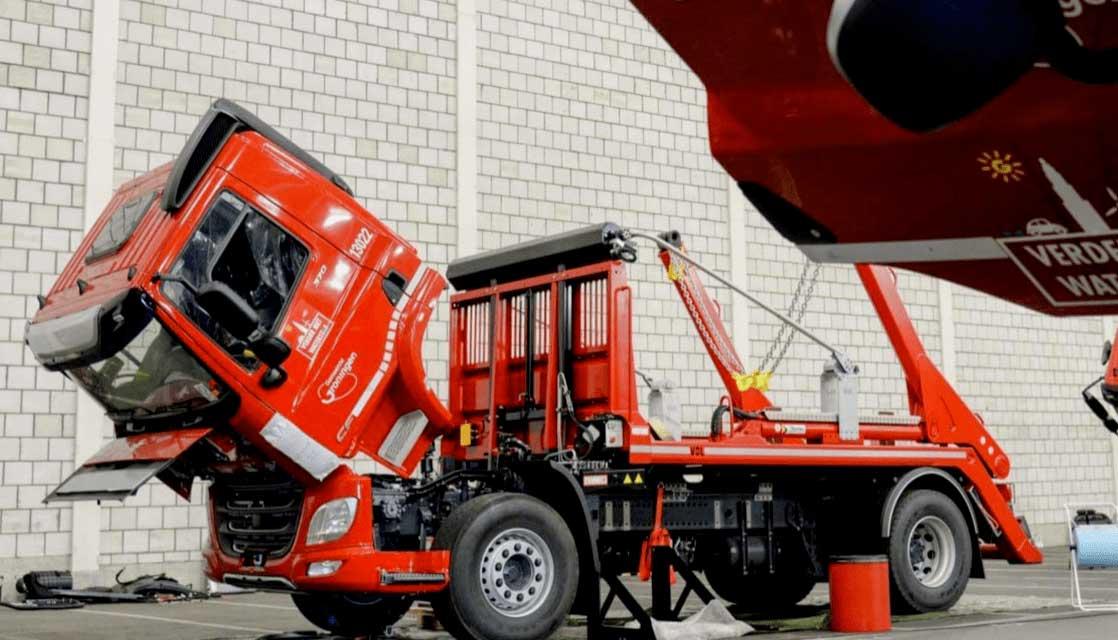 Pays-Bas : Hyzon Motors débute la construction de 15 véhicules à hydrogène pour Groningen