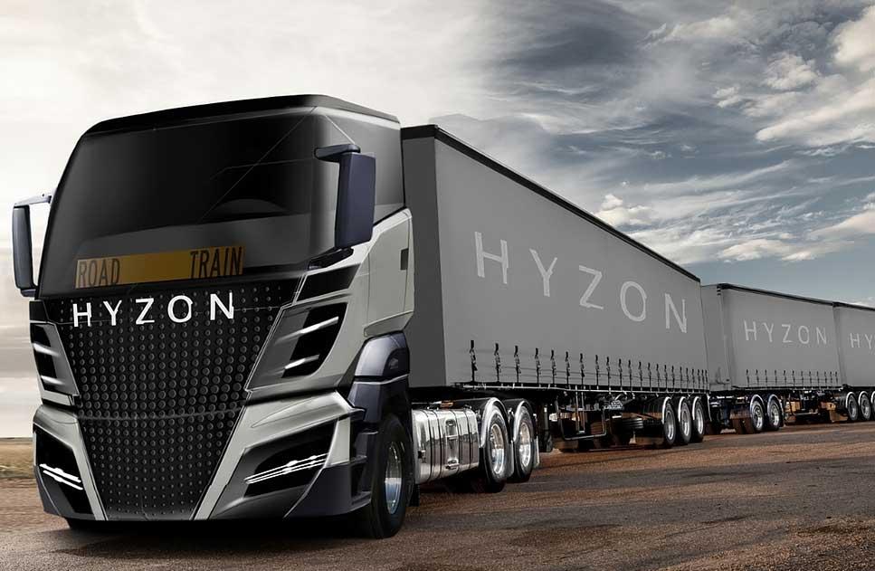 Hyzon livrera des poids-lourds et des bus à hydrogène d'ici fin 2020