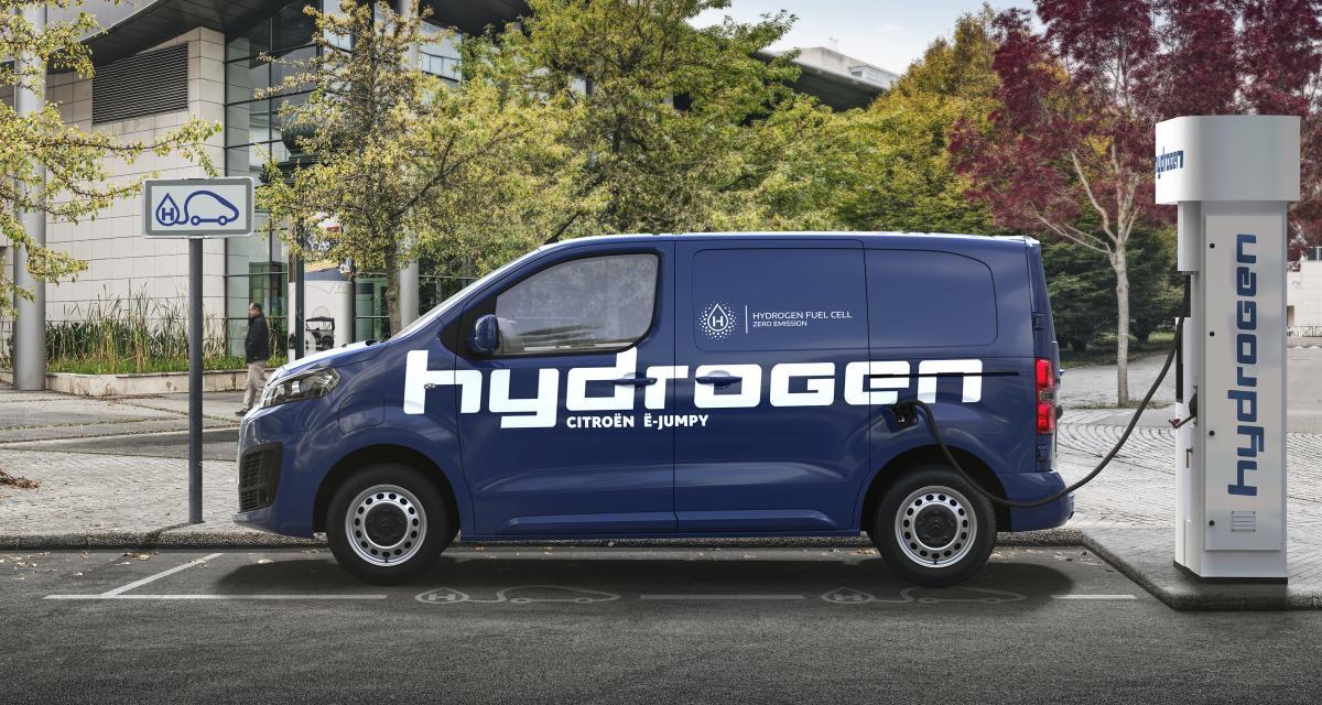 Quelles primes à l'achat pour un utilitaire hydrogène ?