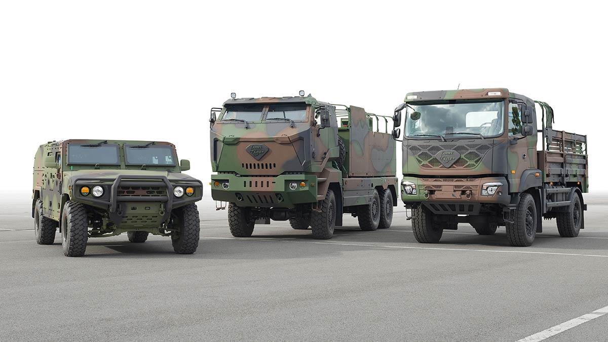 Pour ses futurs véhicules hydrogène, Kia vise le marché militaire