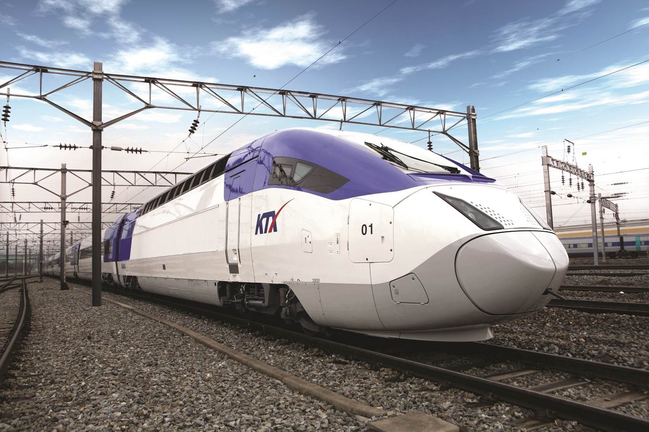 La Corée du Sud se lance dans le train à hydrogène