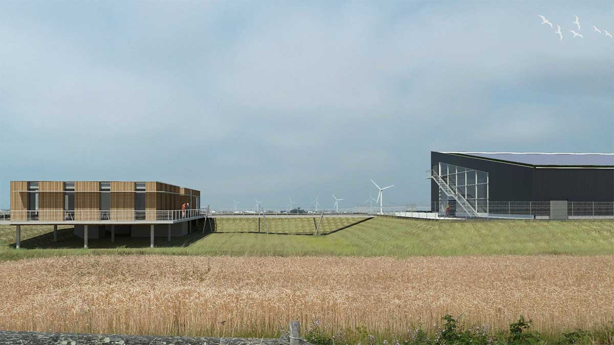 Comment la Vendée est devenue pionnière de l'hydrogène vert