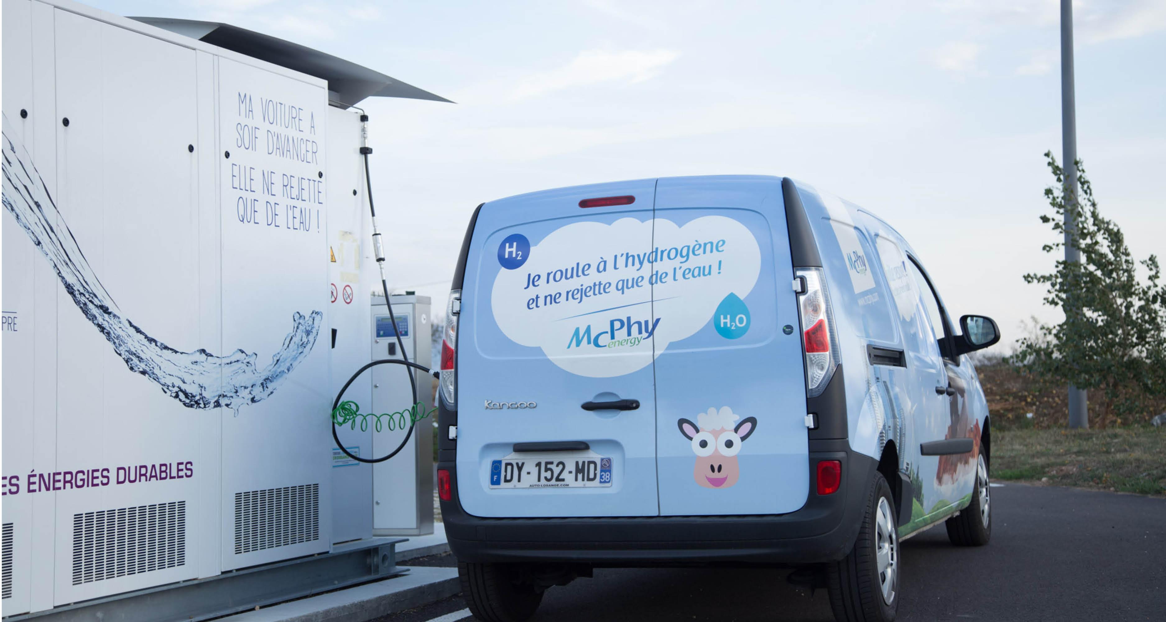 Zero Emission Valley : McPhy, Atawey et TSM retenus pour la fourniture de 14 stations