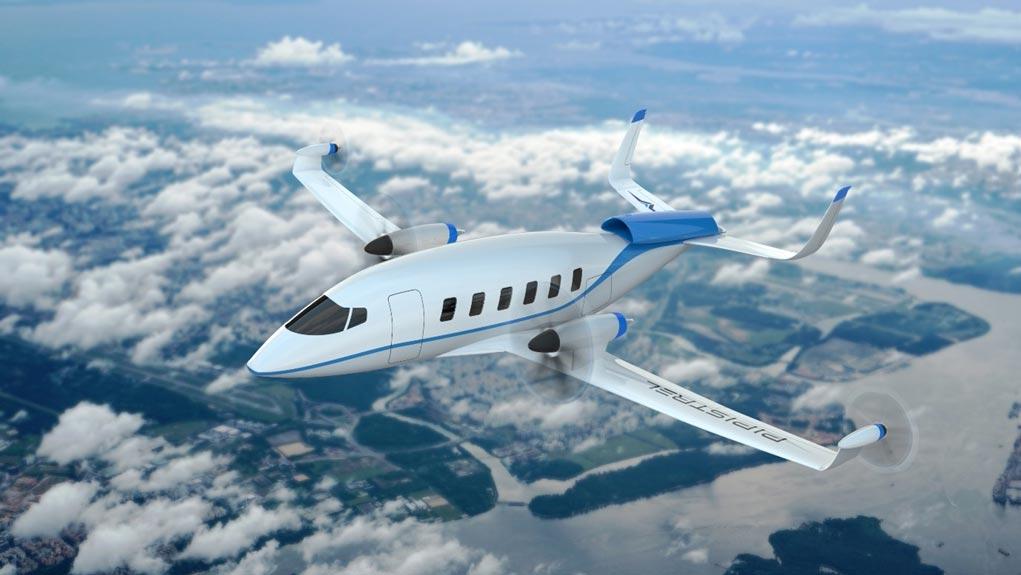 Avec Miniliner, l'avion à hydrogène prend son envol