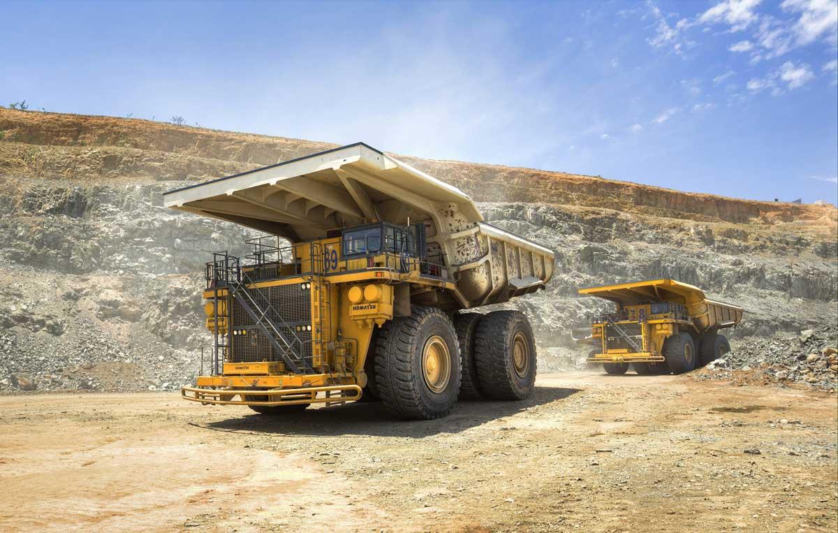 Engie et Anglo American vont expérimenter un camion minier à hydrogène