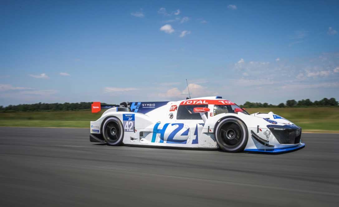 Compétition : Symbio et Michelin rejoignent le projet Mission H24