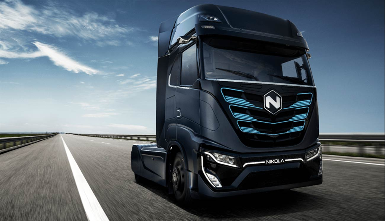 Nikola et Iveco avancent sur la production de camions hydrogène