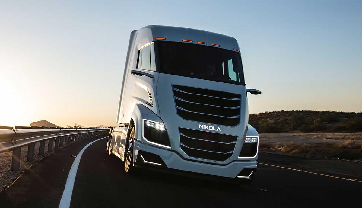 Nikola Motor futur acteur majeur du marché du camion à hydrogène ?