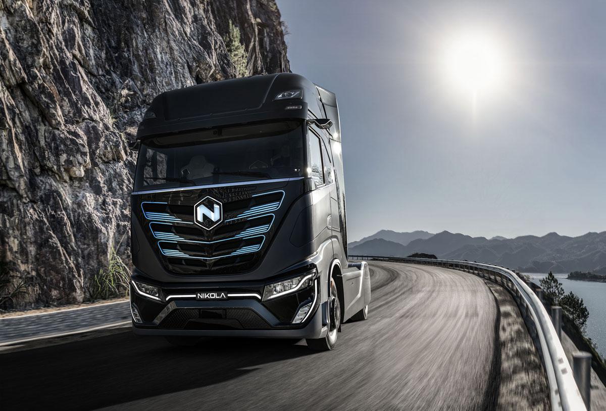 Iveco et Nikola Motor fabriqueront leur camion à hydrogène en Allemagne