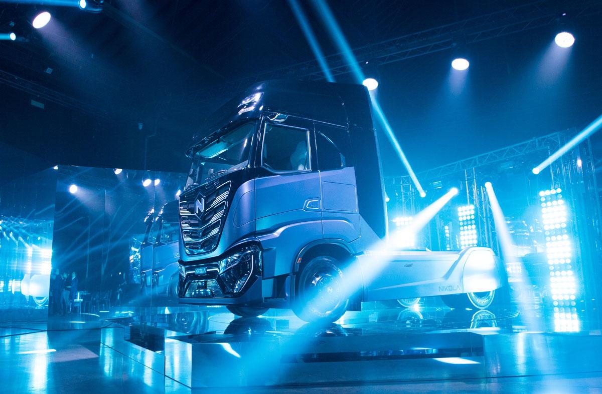Iveco et Nikola détaillent leurs plans pour développer le camion à hydrogène