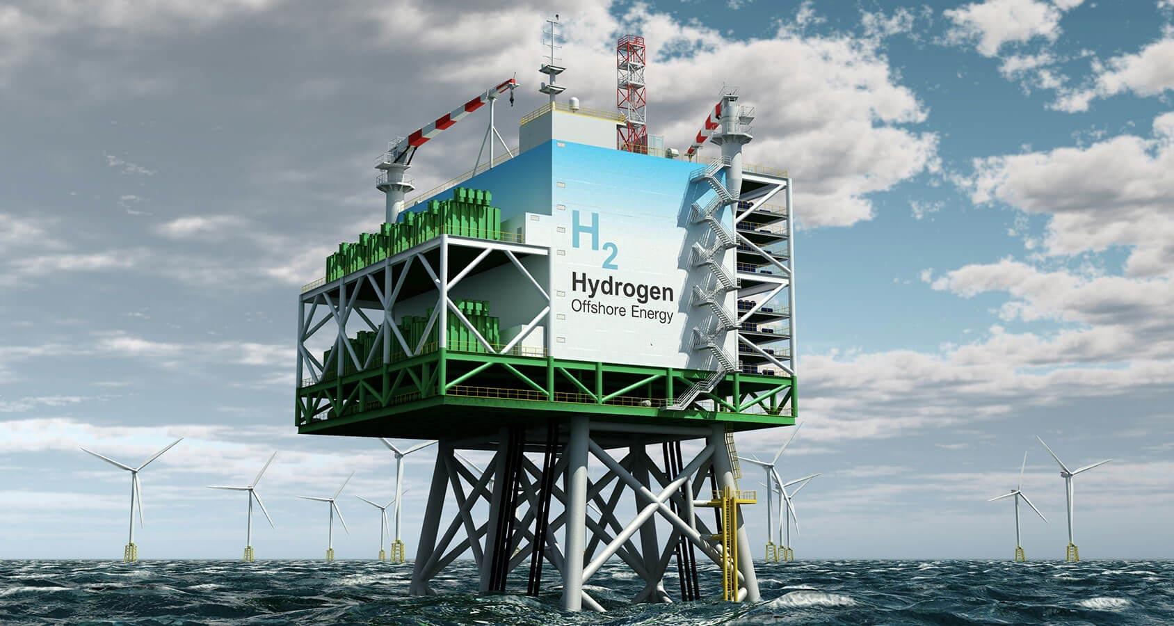 Lhyfe va produire de l'hydrogène vert en mer du Nord