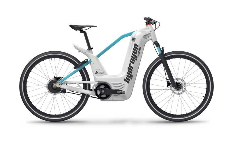 Pragma booste l'autonomie de ses vélos à hydrogène