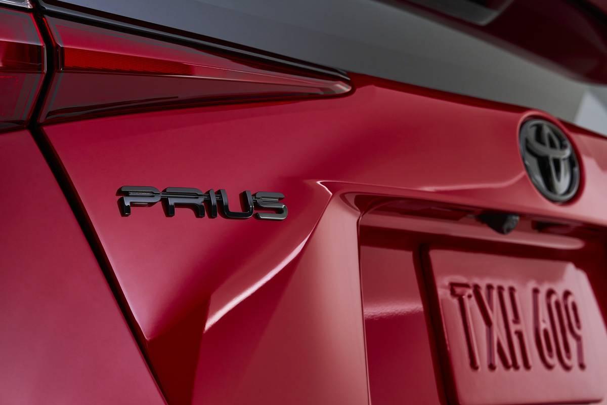 La Toyota Prius hydrogène attendue en 2025