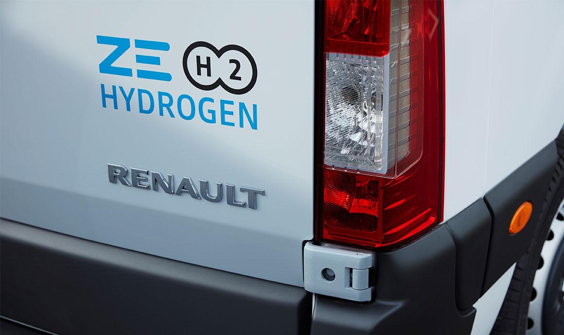 Le nouveau Renault Master à hydrogène se fait attendre