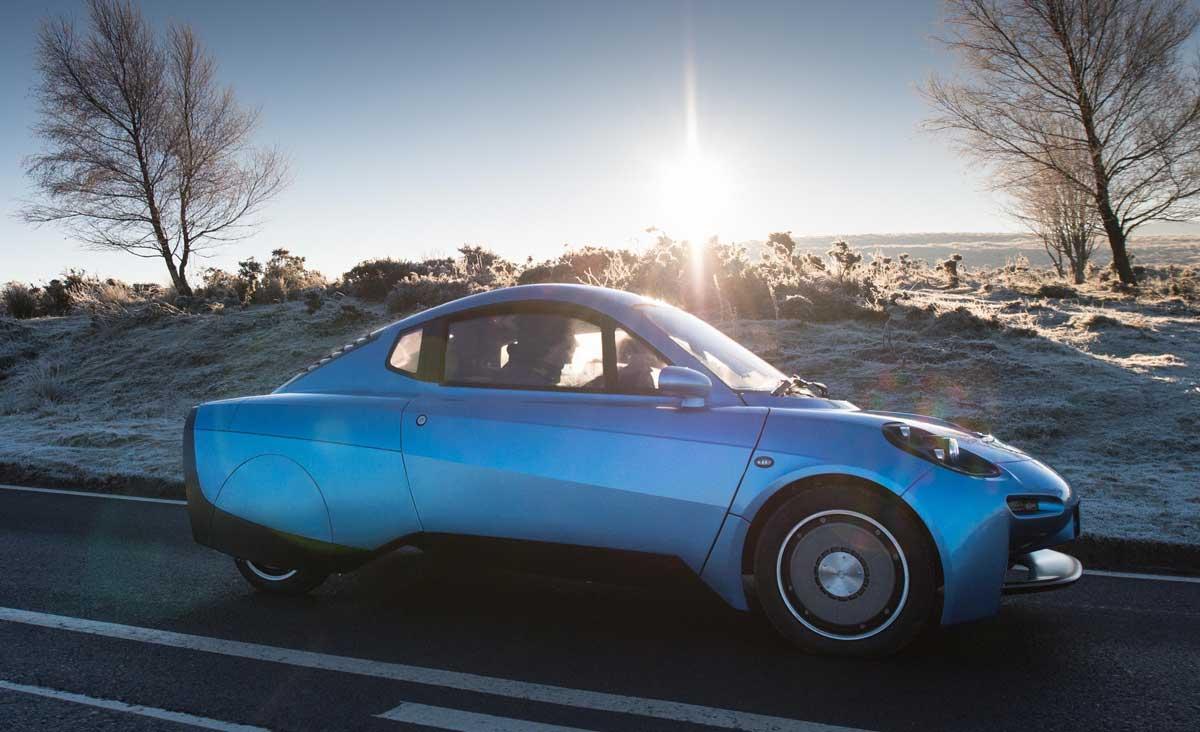 Riversimple lance une levée de fonds pour fabriquer sa voiture à hydrogène