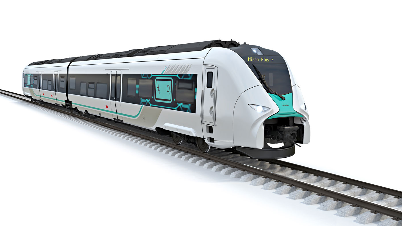 Train à hydrogène : Siemens Energy et Siemens Mobility officialisent leur collaboration