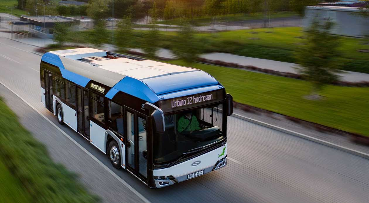 Suède : Transdev commande deux bus à hydrogène à Solaris