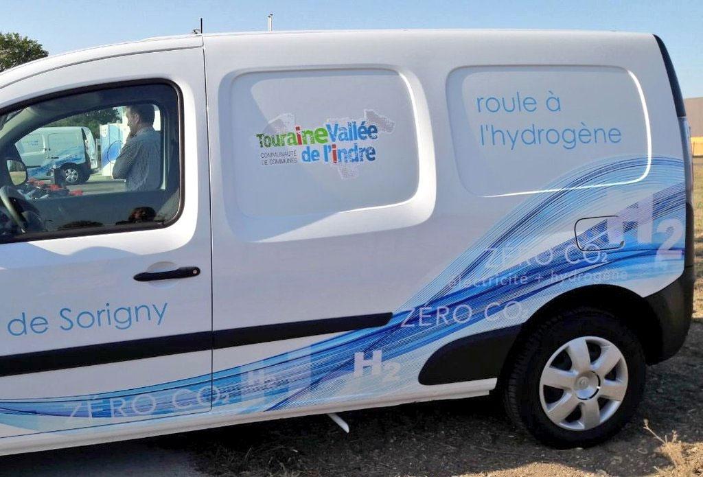 Indre-et-Loire : une première station à hydrogène pour Sorigny