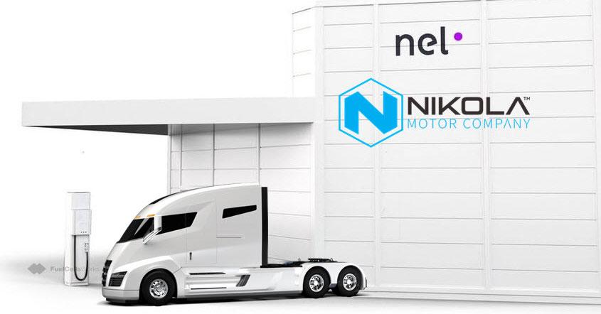 Camions à hydrogène : vers une standardisation des stations d'avitaillement