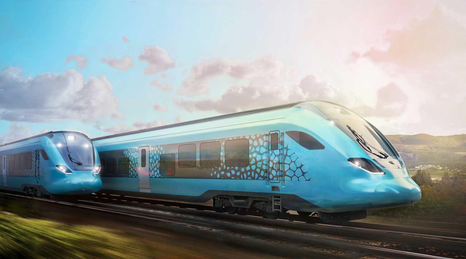 Espagne : Talgo annonce un premier train à hydrogène pour 2023