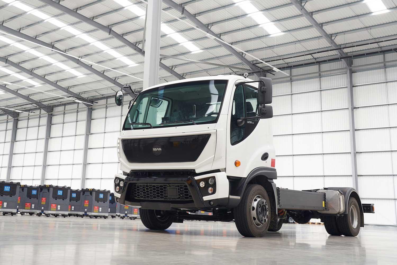 Tevva et Vattenfall vont lancer des camions à prolongateur d'autonomie hydrogène