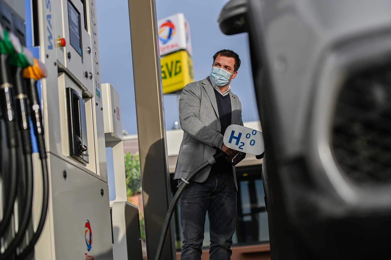 Total ouvre deux nouvelles stations hydrogène en Allemagne
