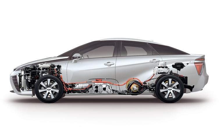 Chine : Toyota va partager sa technologie hydrogène avec FAW et Higer Bus