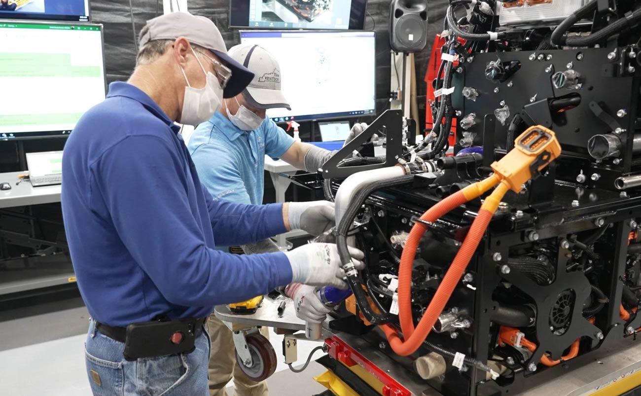 Toyota va industrialiser des kits hydrogène pour les poids lourds aux Etats-Unis