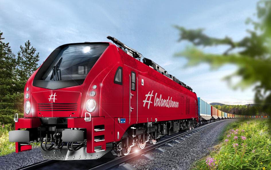 Suède : de l'hydrogène pour les trains de marchandises