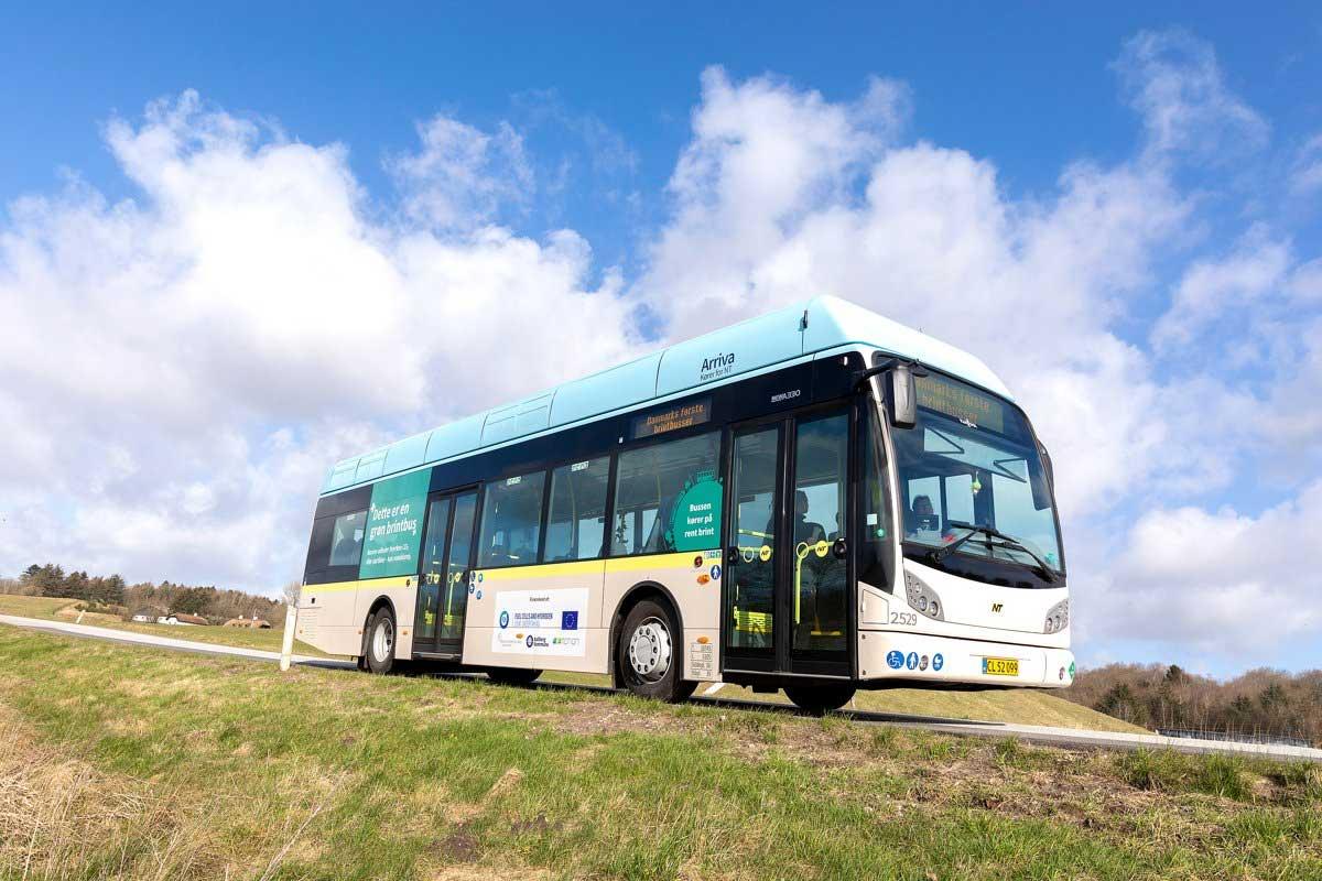 L'UGAP lance son offre de bus à hydrogène