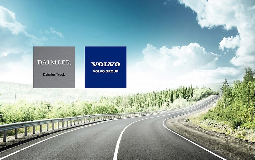 Daimler - Volvo : vers une alliance pour le développement de camions à hydrogène ?