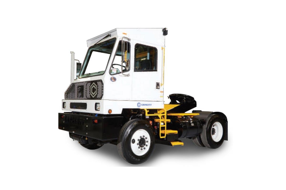 Des tracteurs à hydrogène bientôt en test au port de Los Angeles