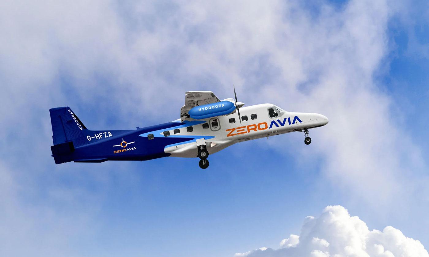 Avion hydrogène : ZeroAvia teste la pile à combustible d'Hyzon Motors