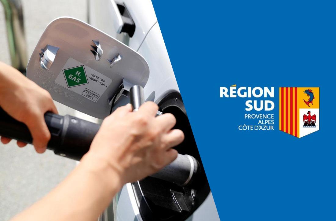 La Région Sud soutient le déploiement de stations hydrogène