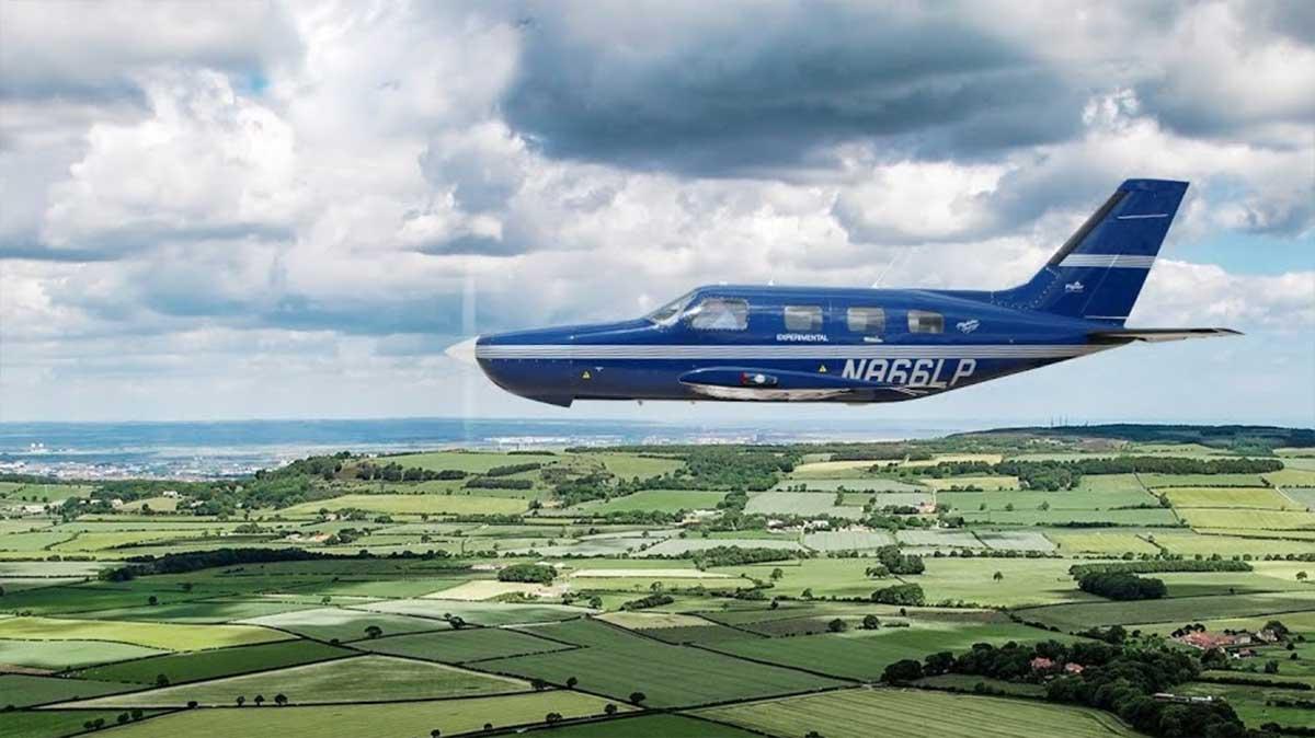 Premier vol réussi pour l'avion à hydrogène de ZeroAvia